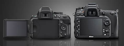 Nikon D5200 vs D7100 : Which Should You Buy? – Light And